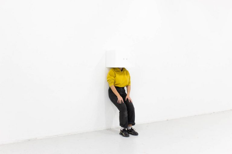 In the white cube